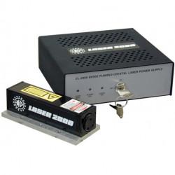 Láser DPSS Bajo ruido (UV-IR)