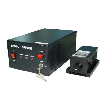 Laser de estado sólido (SSL) diodo-bombeado ECO