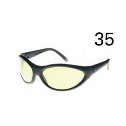 Laser Eyewear, 720-1075 nm