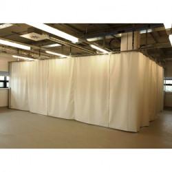 Laser-Blocking Curtains
