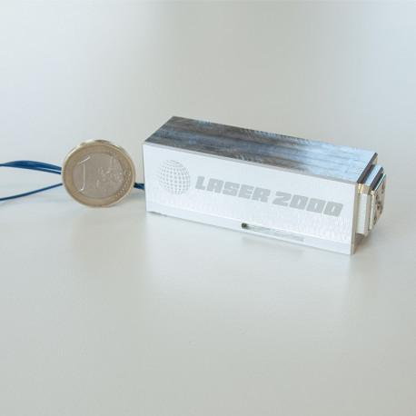 Deep ultraviolet diode laser module