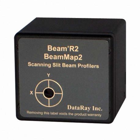 Analizador del perfil XY escaneo BeamR'2