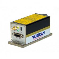 Láser DPSS modulación rápida