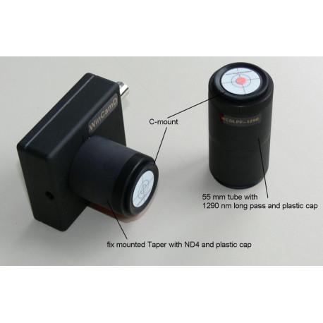 Dataray Analizador de perfil de gran superficie sensora