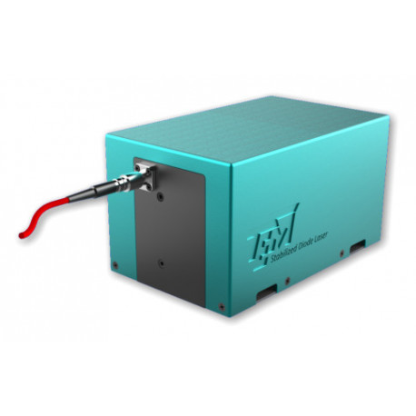 Stabilized Tunable Diode Laser