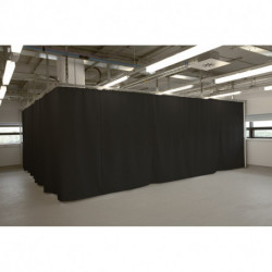 Laser safety curtain Blackcat