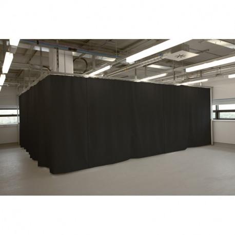 Laser safety curtain Blackcat