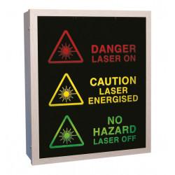 three-way laser