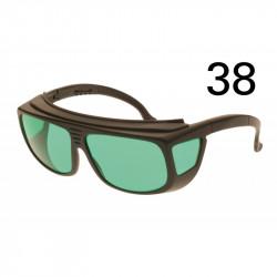 Laser Eyewear, 625-710 nm